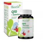 Q10 + selenium 30k flaskica + skatlica